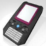 [ネタ] メガドラっぽい携帯電話を夢想してみた