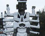[像・オブジェ] 高鍋大師と観音瀬水路(宮崎県)