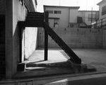 [路上観察] ご近所の無用階段(東京都板橋区)