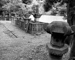 [墓所・墓碑]上野動物園の藤堂家墓所と閑々亭(東京都台東区)