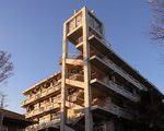 [建築] たわわなタワー