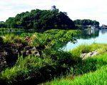 [城址] 名勝と国宝城の絶景。木曽川と犬山城(愛知県)