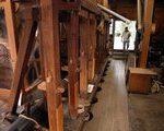 [古民家・古商家] 日本最大製粉水車。三鷹のしんぐるま(東京都北多摩エリア)