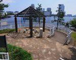 [中州] ブログのためなら江東も中州 中の島公園(東京都江東区)