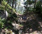 [城址] じっくり見るべき城を駆け足で。 陸奥国 向羽黒山城(福島県)