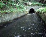 [土木] 控えめに言って最高過ぎでしょ。 戸ノ口堰洞窟 流入口 (福島県)